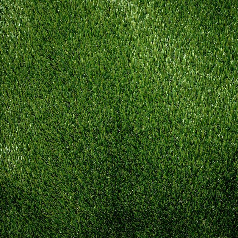 Artificial Grass Remnant Offcut Taunton 34mm Tricolour 3.9m x 4m