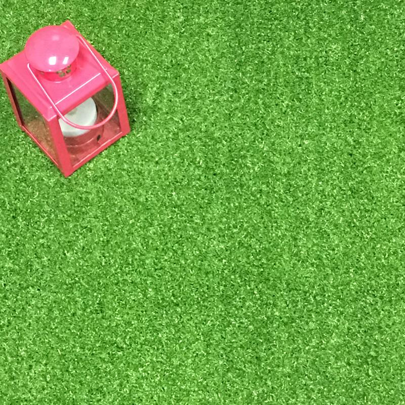 Putting Green Artificial Grass 12mm Thick Curly Pile - REDUCED 2M WIDE ONLY