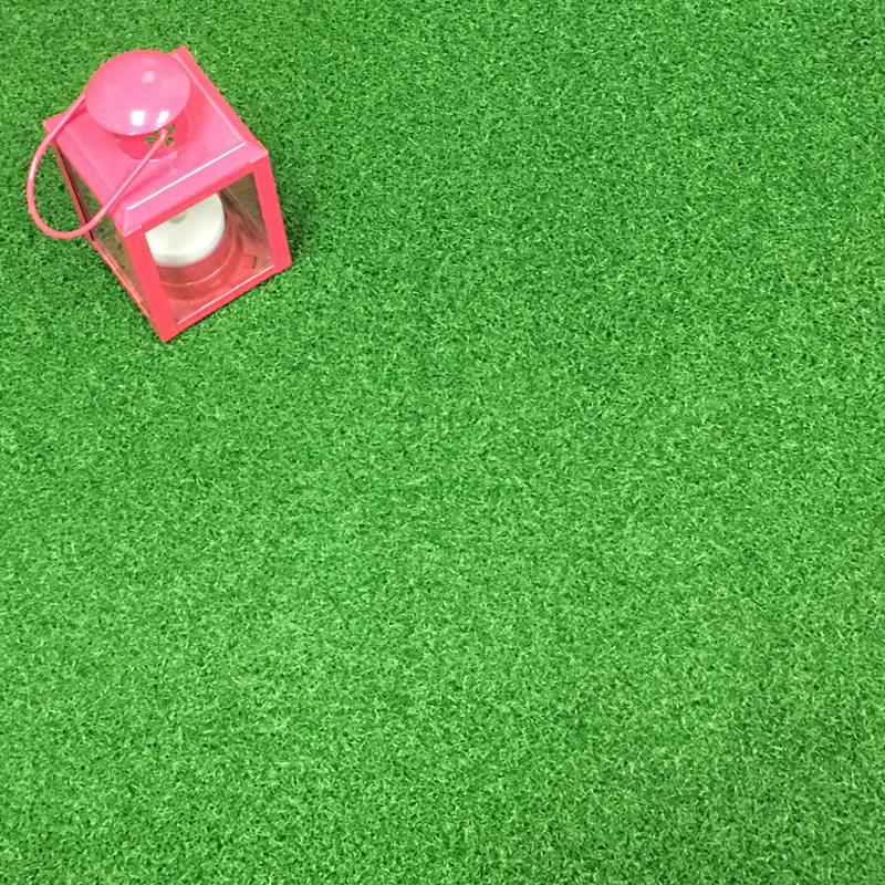 Putting Green Artificial Grass 17mm Curly Pile - WAS £11.99