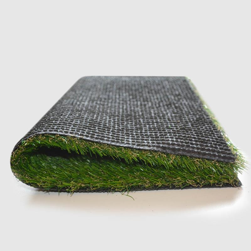 Artificial Grass Remnant Offcut 31mm Thick Yarrow Tri Colour Luxury 5.3m x 2m