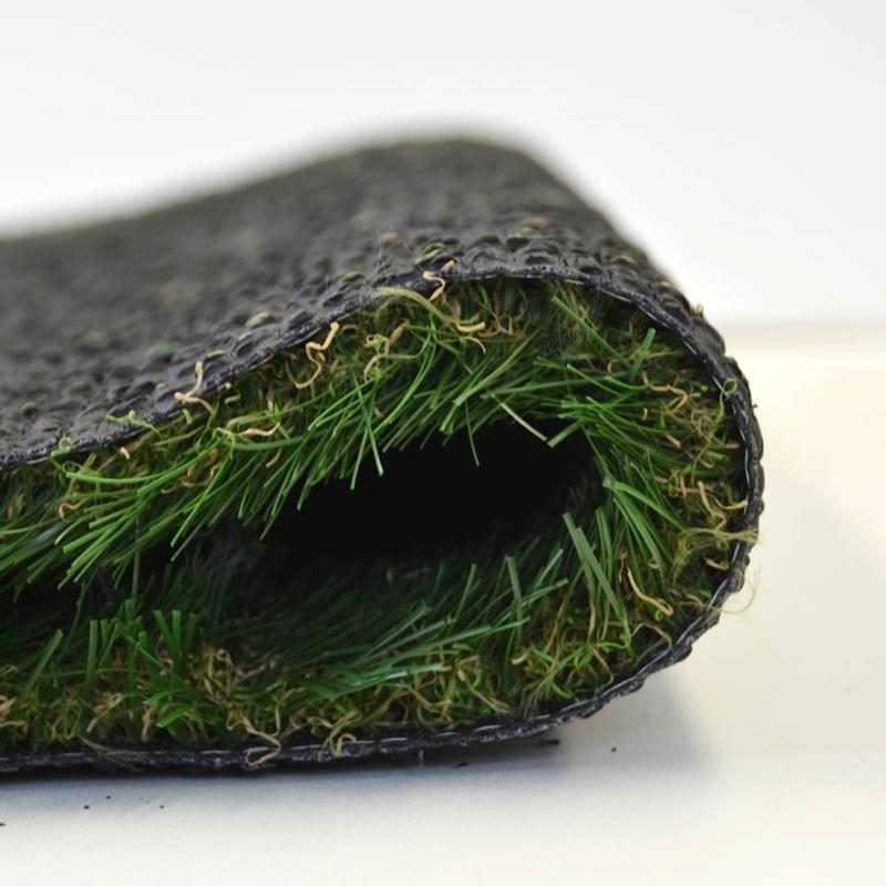 Artificial Grass ideal for Garden Sports - 30mm Thick Tri Colour