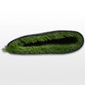 Artificial Grass Remnant Offcut Taunton 34mm Tricolour 5.9m x 4m