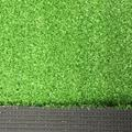 Artificial Grass Remnant Offcut Putting Green Bude 12mm Thick Curly Pile 5.7m x 4m