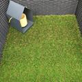 Artificial Grass Remnant Offcut Stafford 25mm Thick Tricolour 2m x 4m