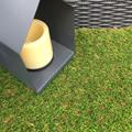 Artificial Grass Remnant Offcut Stafford 25mm Thick Tricolour 3.1m x 4m