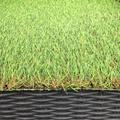 Artificial Grass Remnant Offcut Stafford 25mm Thick Tricolour 3.4m x 2m